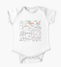 Mathematics Formulas Numbers  Kids Clothes
