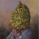 The portrait of Durian Gray by Adolfo Arranz