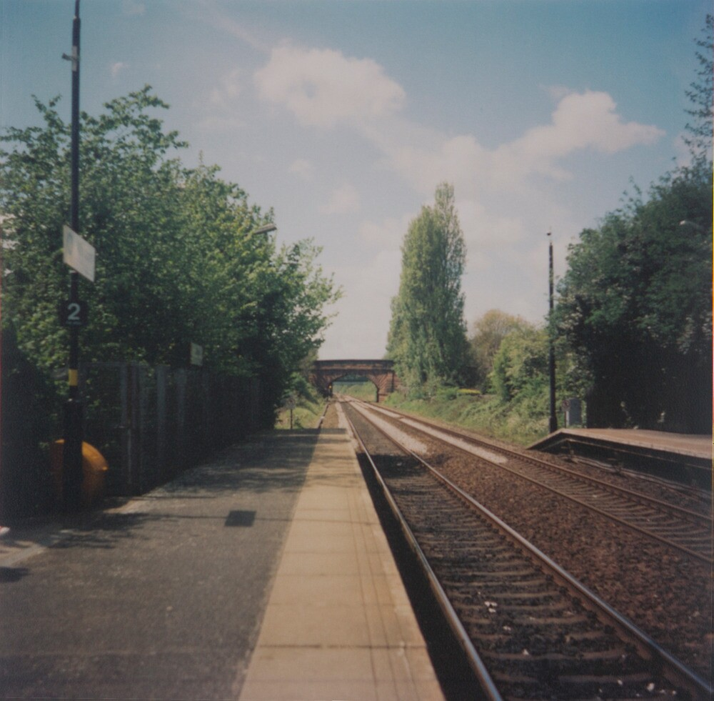 Whiston Station by cavan michaelides