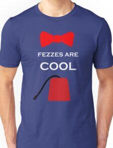 i wear a fez now T-Shirt