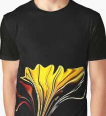 Tiger Lily Abstract Graphic T-Shirt