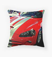 Red Rider.............. Throw Pillow