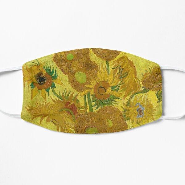 Van Gogh Sunflowers  Mask