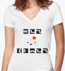I'm Gomez! Women's Fitted V-Neck T-Shirt