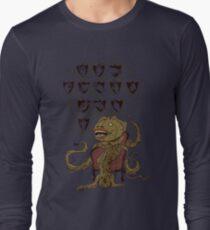 Hand Hunter Long Sleeve T-Shirt