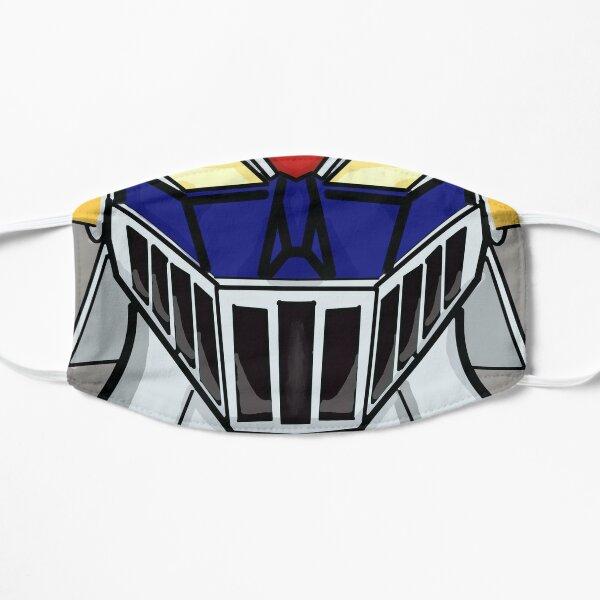 Mazinger Z Mask Mascarilla plana