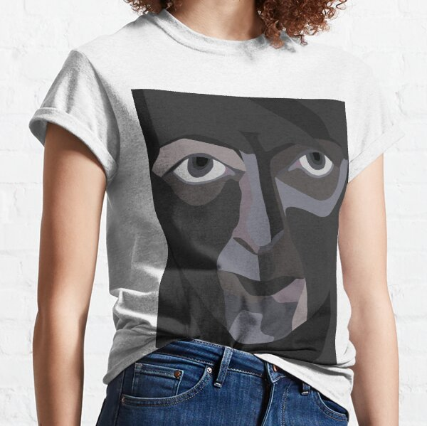 BLACK THUMB CUBE Classic T-Shirt