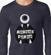 Monster Donut Long Sleeve T-Shirt