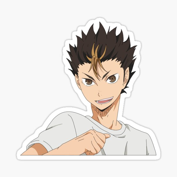 Nishinoya Sticker