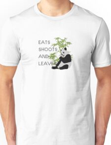 Eats, Shoots and Leaves T-Shirt