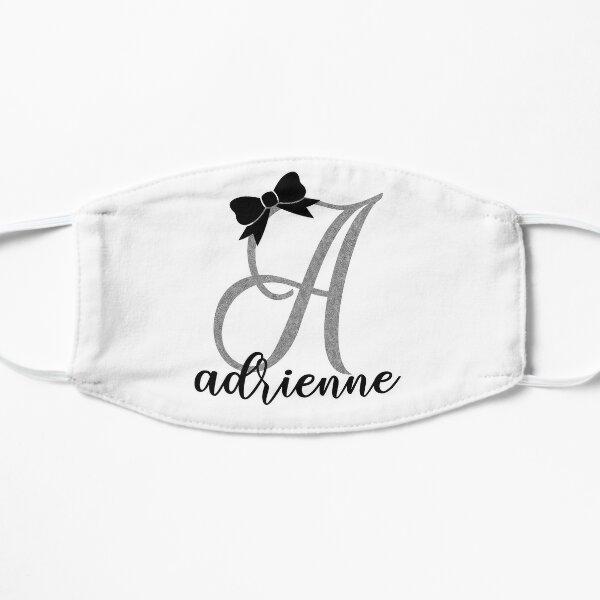 Adrienne girl kids woman daughter Flat Mask