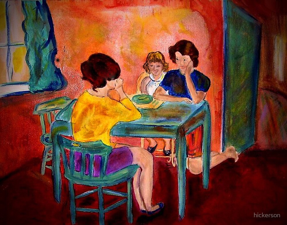 Table Talk by hickerson