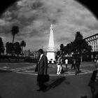 Plaza de Mayo by Michael Dunn