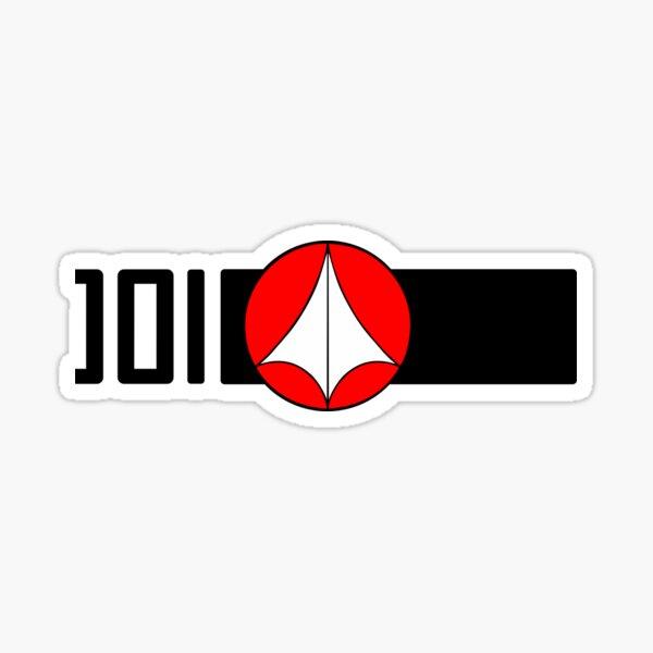 Macross logo # 2 Sticker