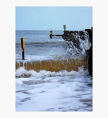Making Another Splash! Photographic Print