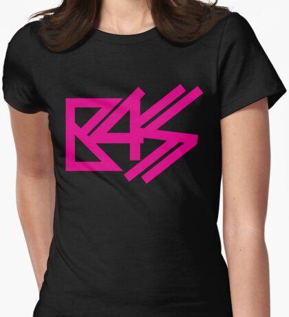 BASS (pink)  T-Shirt