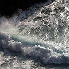 Crab Island waves by Thomas Tolkien