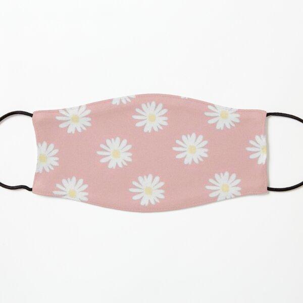 Pink daisies  Kids Mask