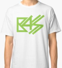 BASS (neon green)  Classic T-Shirt