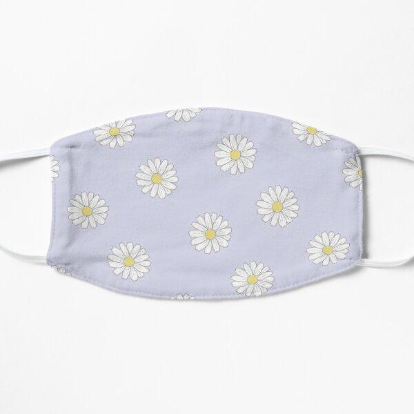Pastel daisies  Flat Mask