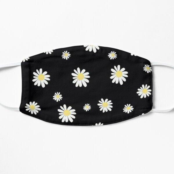 Daisy pattern  Flat Mask
