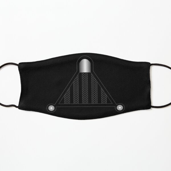 Darth Vader Helmet Respirator Kids Mask