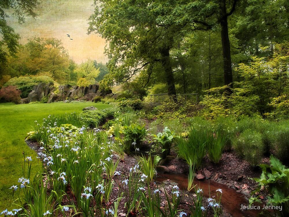 Summer Creek by Jessica Jenney