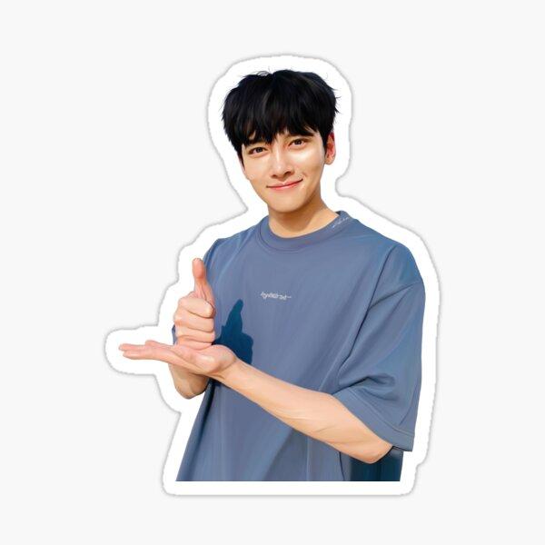 Ji Chang Wook Merci Sticker