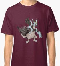 Black Kyurem Watercolour Classic T-Shirt