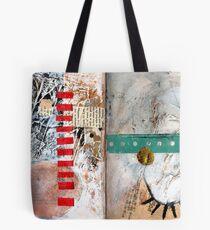 AlteredBook12 #7 Tote Bag