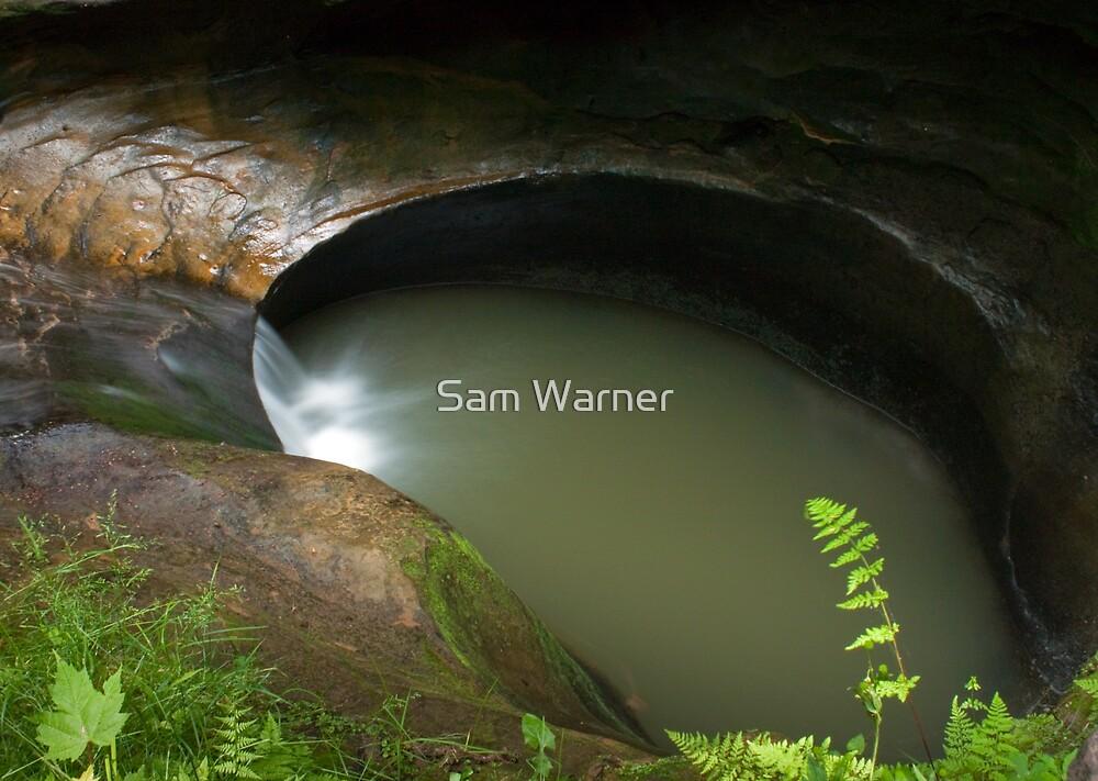The Devil's Bathtub by Sam Warner