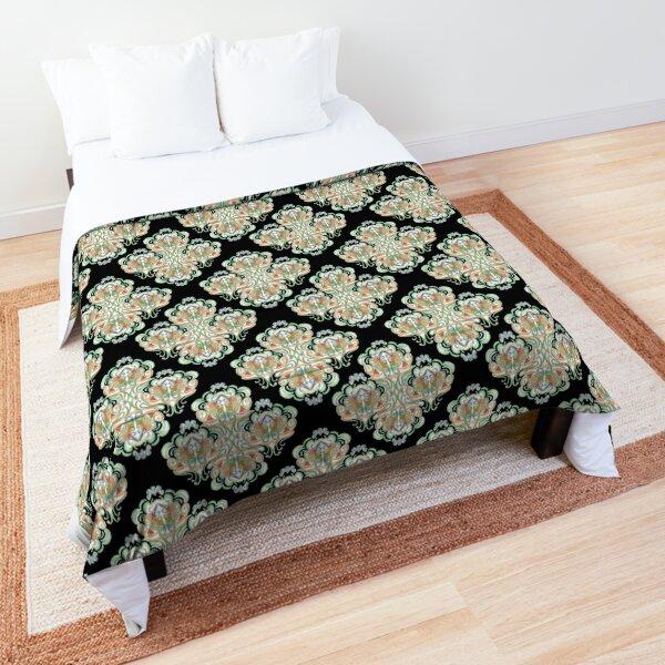 Biba Abstract Print  Comforter