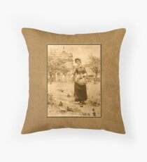The Wishing Cap Throw Pillow