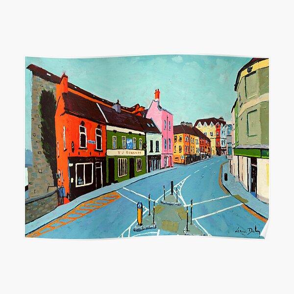 Ballina - Tolan Street (County Mayo, Ireland) Poster