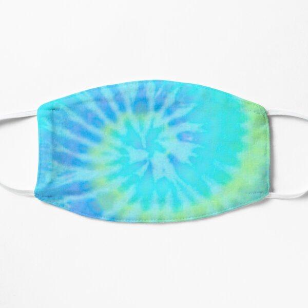 Blue Tie-Dye Mask