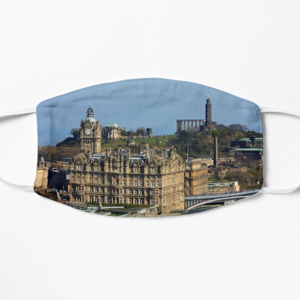 The Balmoral Hotel from the Castle Flat Mask