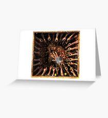Ecce Homo 123 - The Master Key Greeting Card