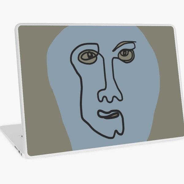 Facial Features #3 Laptop Skin
