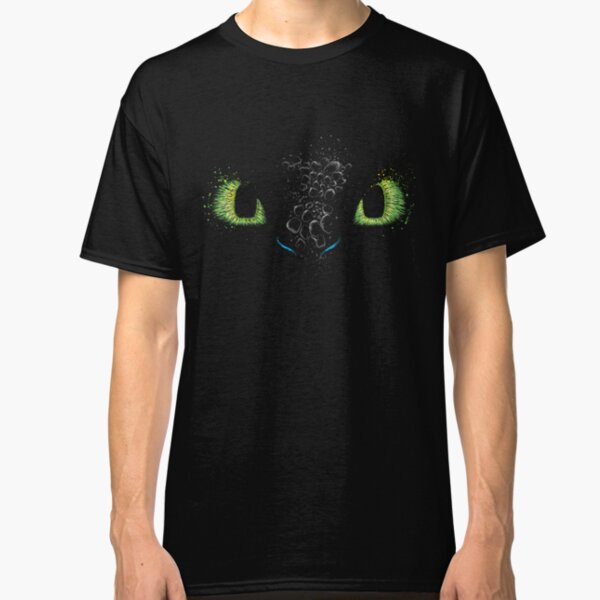 The Eyes Of The Dragon Classic T-Shirt