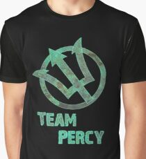 Team Percy Graphic T-Shirt