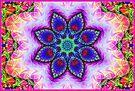 Floral Fantasia by inkedsandra