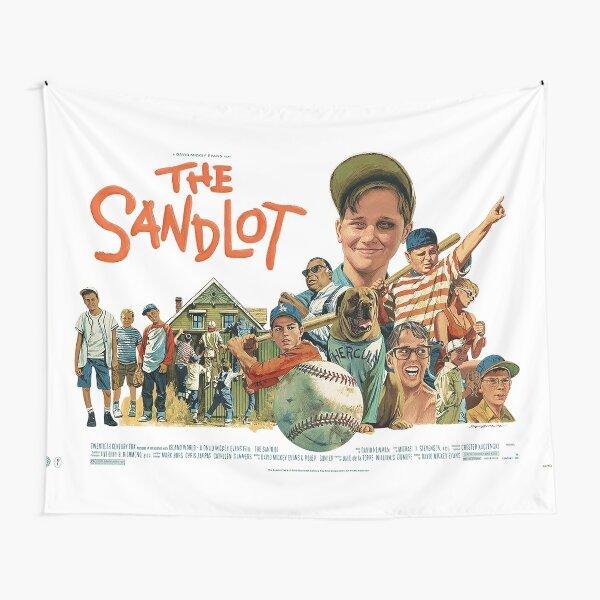 The Sandlot Movie Poster Tapestry