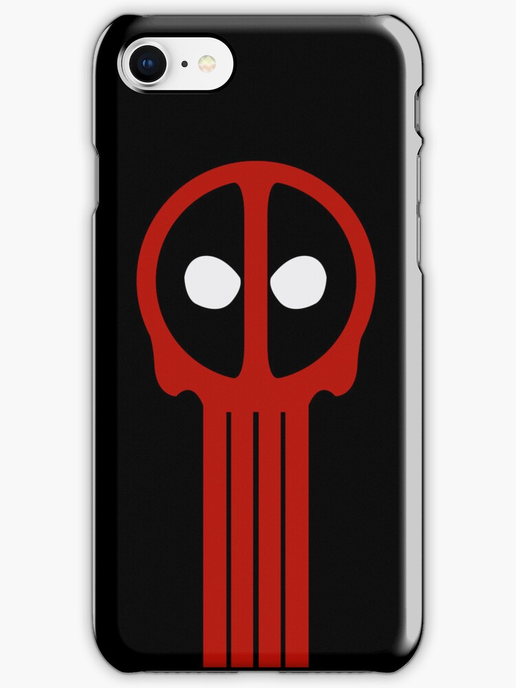 Insane Vigilante! (iPhone Case) by maclac