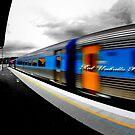 Fast Train by Kym Howard