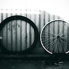 The Wheels by Ruben D. Mascaro
