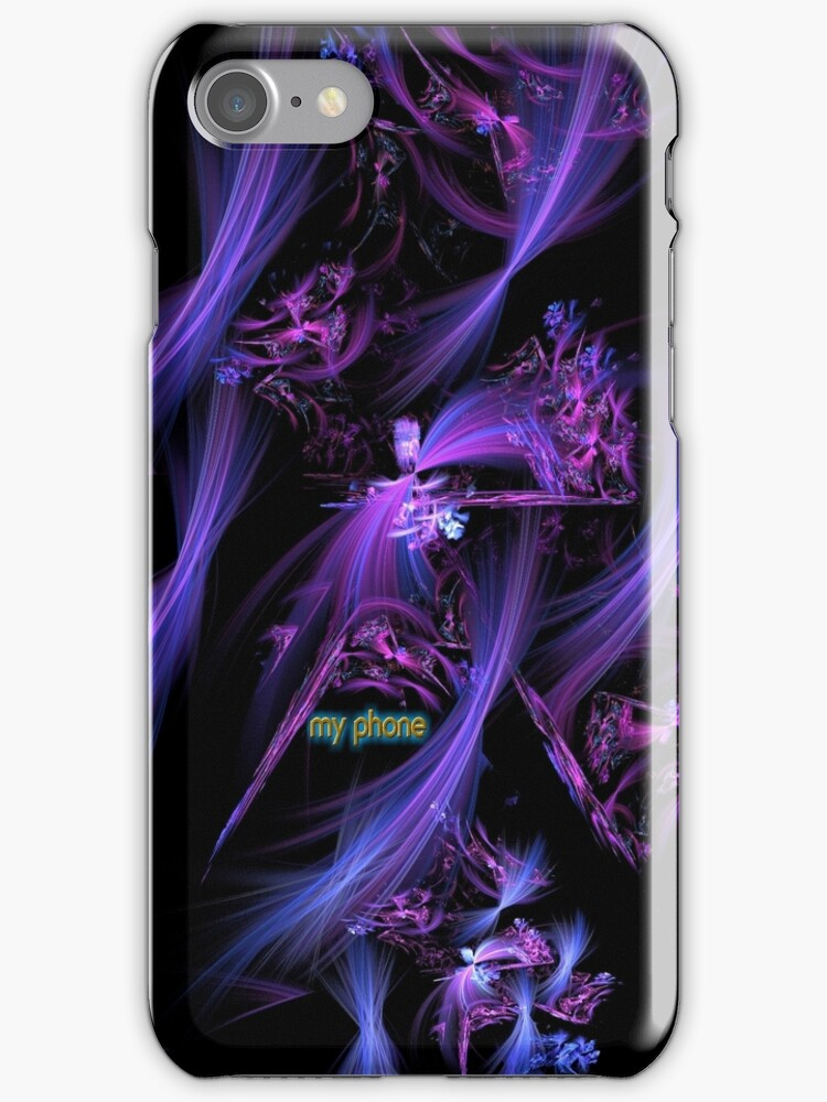 My phone i-phone XXI by sunnymood
