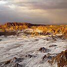 Storm over Moon Valley, San Pedro de Atacama, Chile by parischris