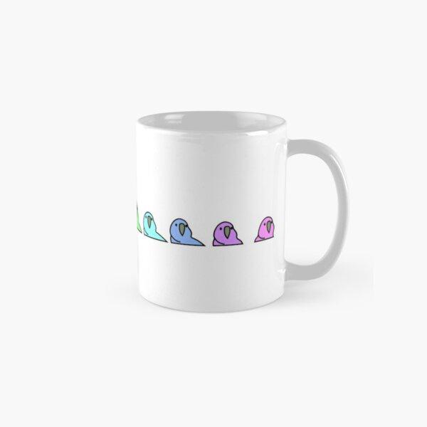 PartyParrot - Conga Line Classic Mug