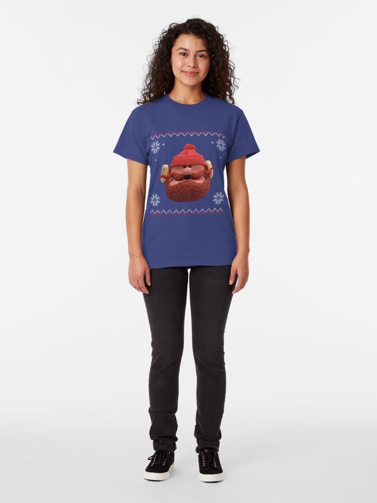 Alternate view of Yukon Cornelius Classic T-Shirt