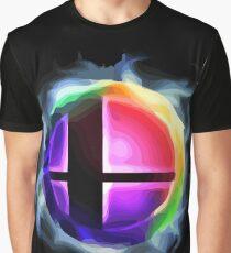 Smash Ball Graphic T-Shirt